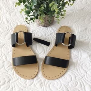 TopShop | NWOB Hooray Ring Slide Sandal